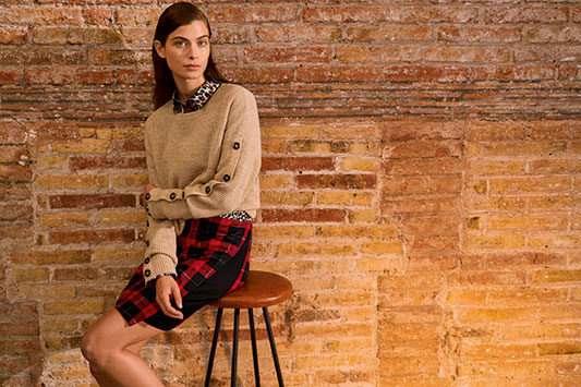 Boutique Klamotte - TAIFUN Winter 2019